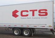 CTS Tralier Decals
